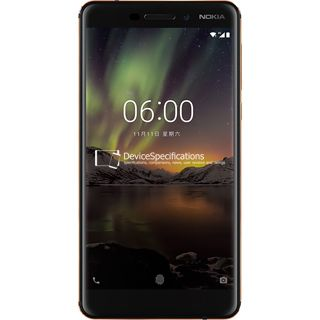 Альтернатива Nokia 6 Second generation